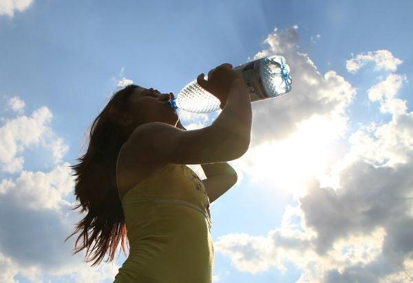 Detoxikace - pitný režim