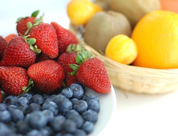 Detoxikační 7 denní jídelníček - ovoce