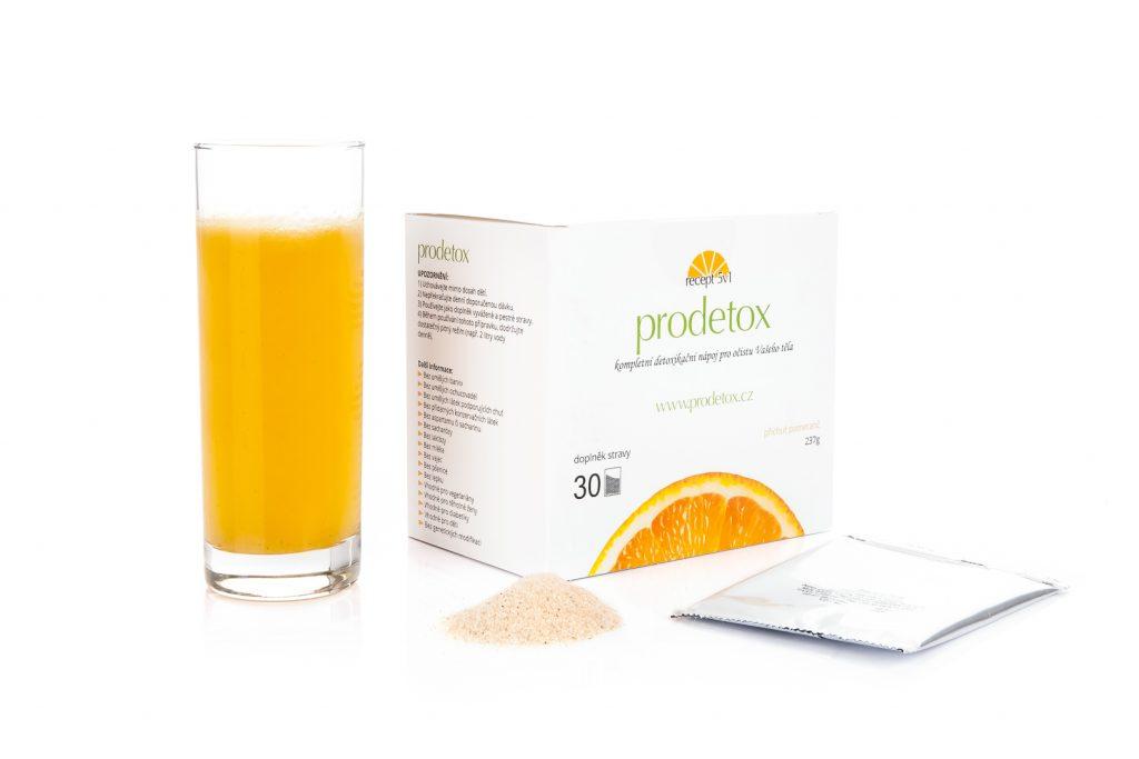 Prodetox - detoxikace organismu