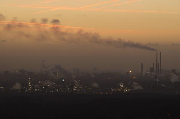 Detoxikace - znečištěné ovzduší