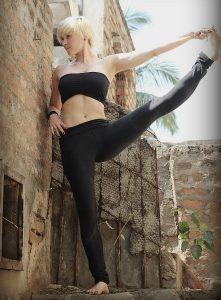 Detoxikace - jóga