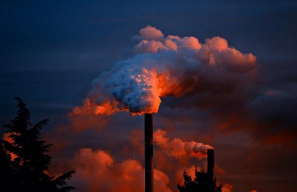Detoxikace - toxiny v ovzduší