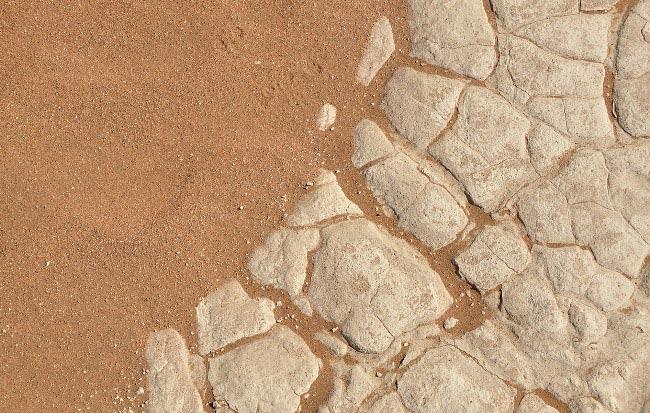 Aztécká hlína, montmorillonit