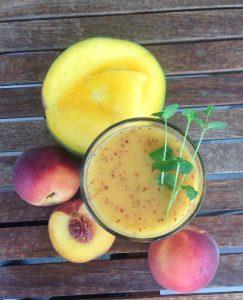 Detoxikační smoothie - ovoce