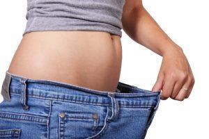 Detoxikace, hubnutí