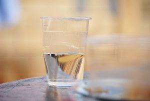 Voda, pitný režim