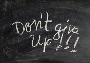 Detoxikace - nevzdávejte se!