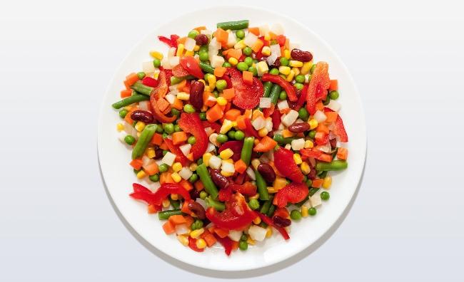 Detoxikace - zelenina