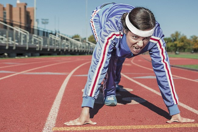 Sport, start detoxikace