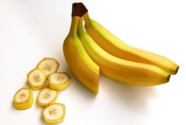 Banány proti pálení žáhy