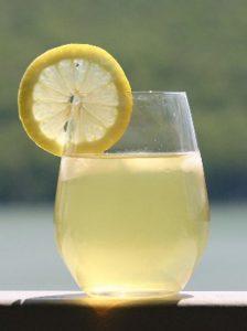 Detox limonáda