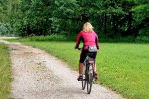 Žena, sport, cyklistika
