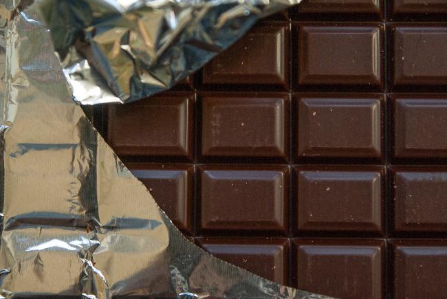 Čokoláda, chuť na sladké, nezdravé chutě