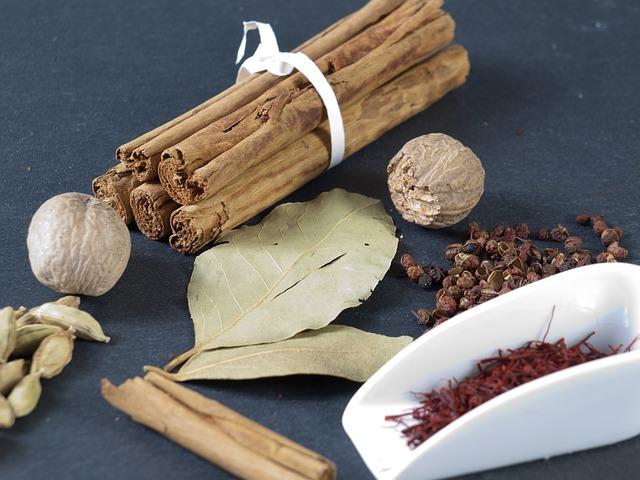 Skořice, koření pro detoxikaci