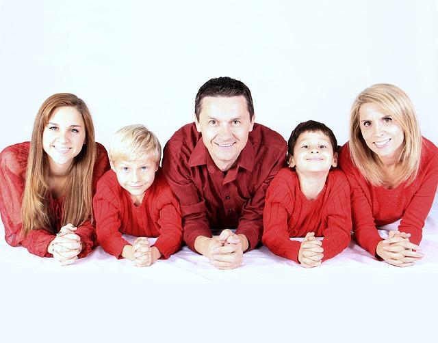 Vánoce s rodinou, vánoční zvyky