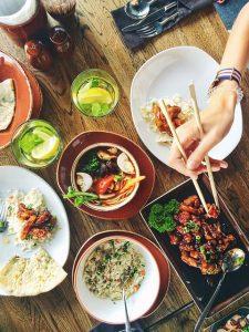 Jídlo, zdravá strava, detoxikace