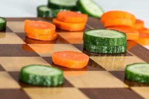 Zdravá výživa, vyvážený jídelníček