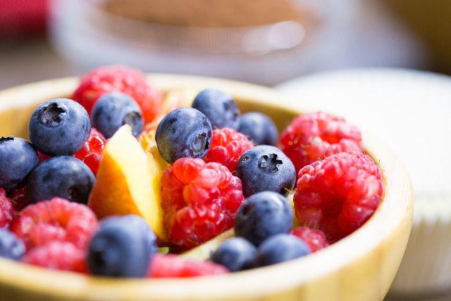Superpotraviny, borůvky