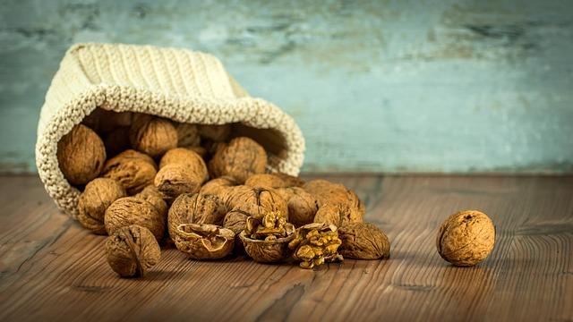 Ořechy - česká superpotravina