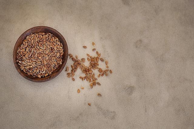 Lněná semínka, české superpotraviny