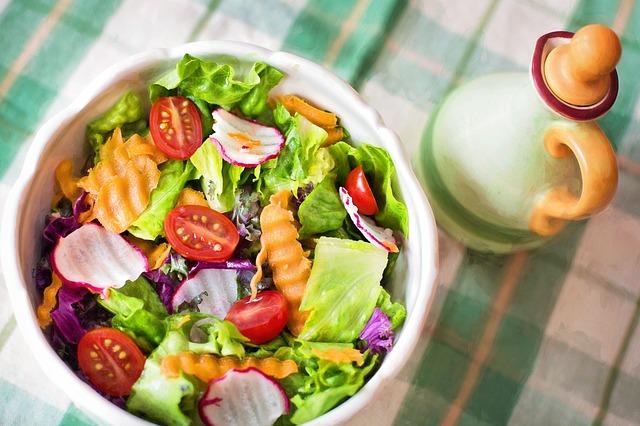 Zdravá strava, zelenina