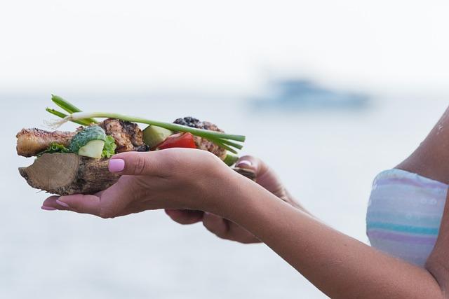Letní tipy, letní strava, chladivé potraviny