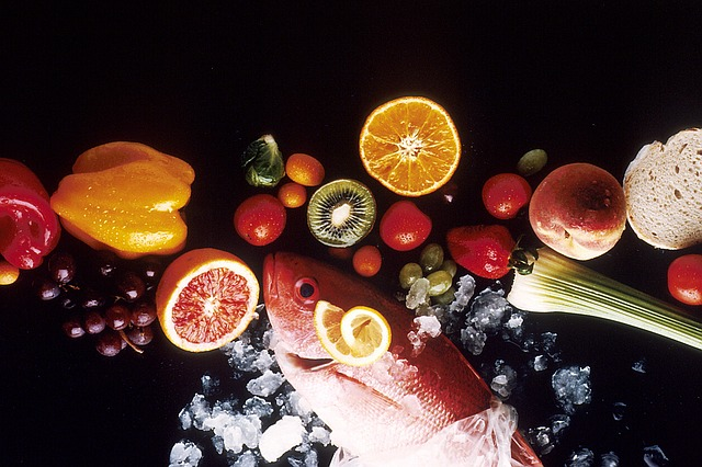 Chladivé potraviny, zdravá výživa