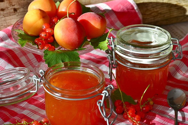 Rychlá marmeláda - zdravý dezert