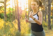Běh, sport na hubnutí