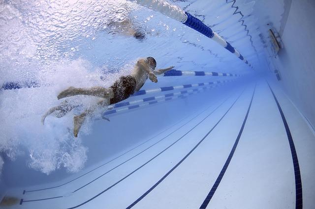 Plavání - universální sport pro každého