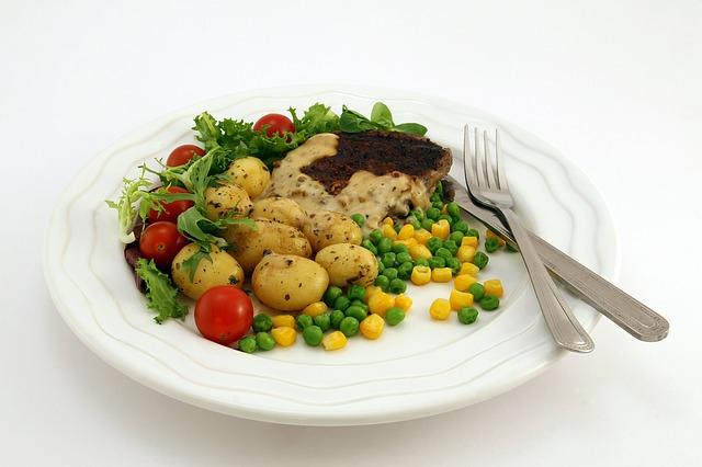 Vyvážený jídelníček, zdravá strava