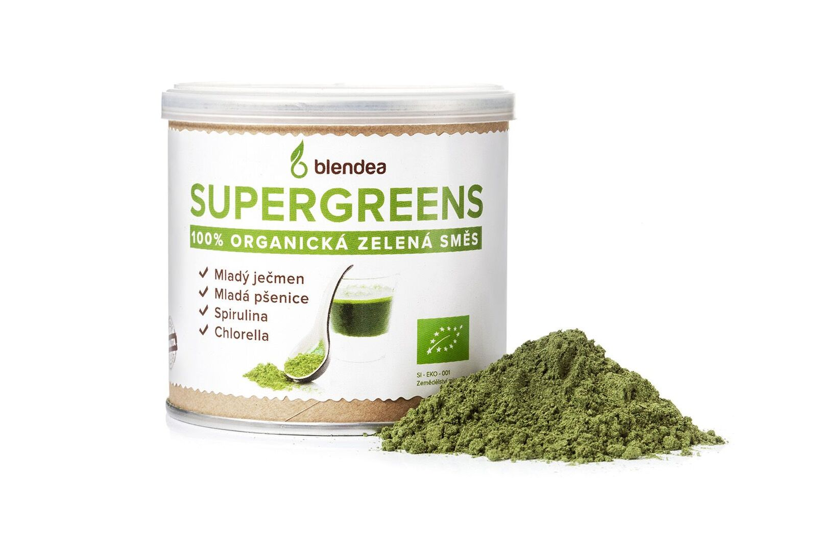 blendea supergreens