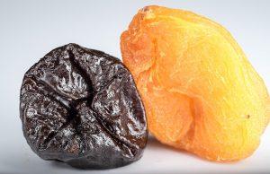 Sušené ovoce pro zdravé vánoční cukroví