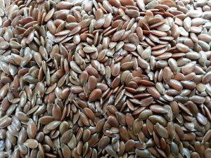 Lněná semínka