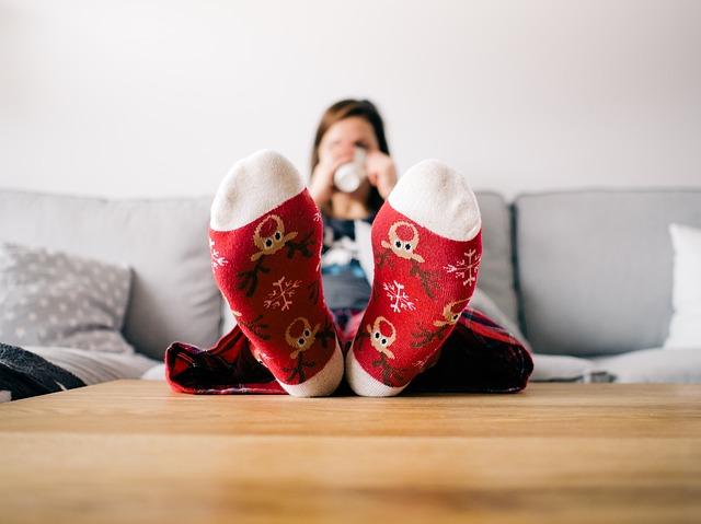 Vánoce, hubnutí, kondice