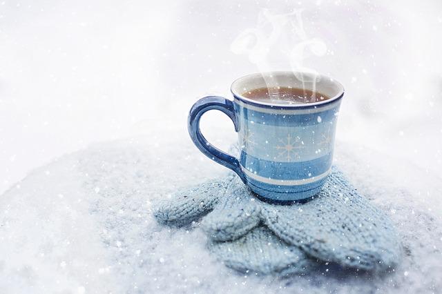 Zimní horké nápoje