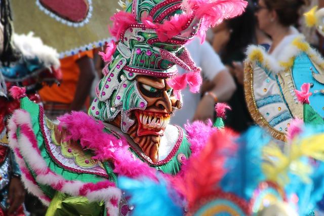 Masopust maškara, karneval