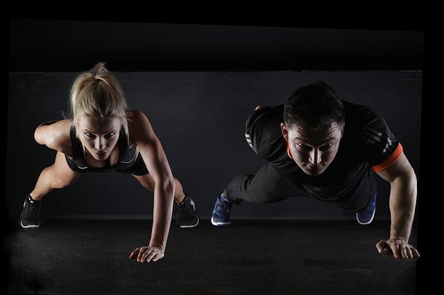 Sportovní motivace, trenér, sparing partner