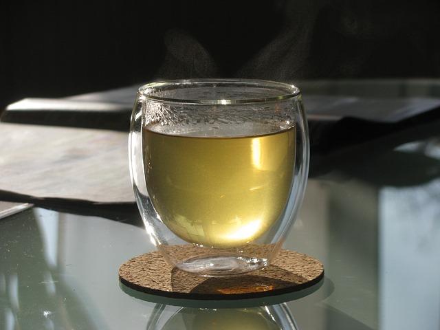 Bylinkový čaj na hubnutí