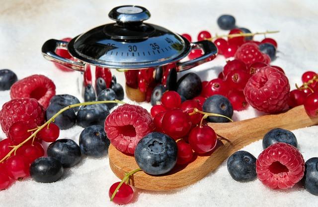 Bobule, bobulovité ovoce