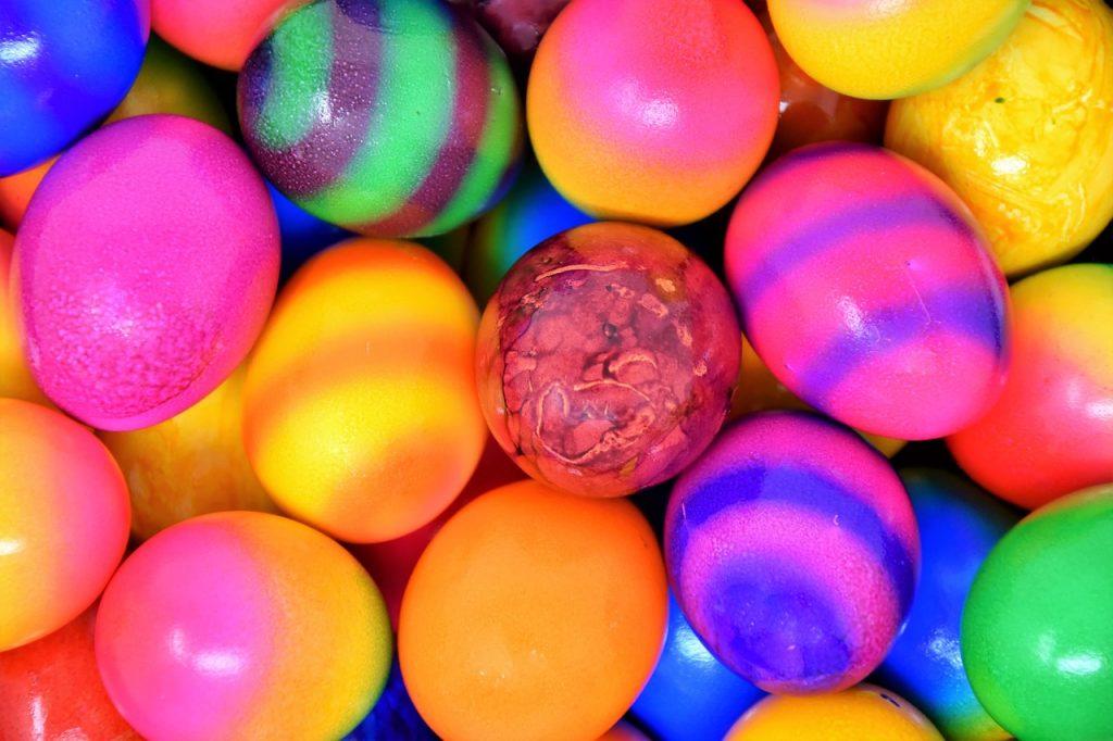 Velikonoce, jaro, jarní očista