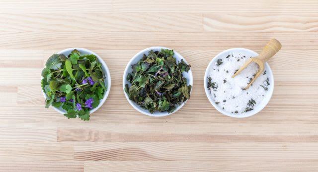 Jak omezit solení? Jak méně solit? Zkuste bylinky!