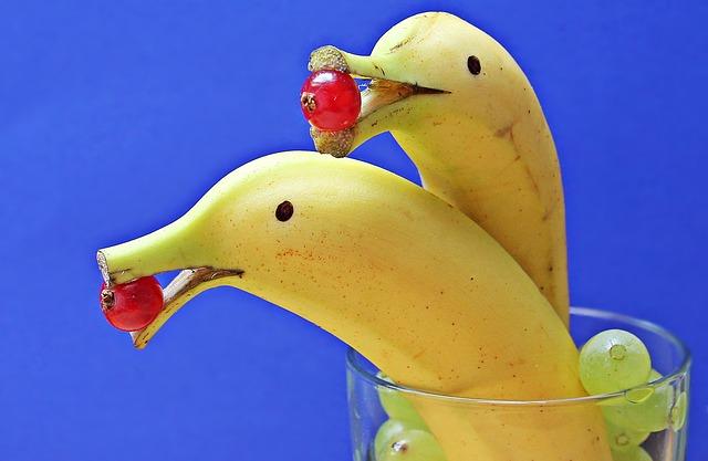 Banán proti stresu