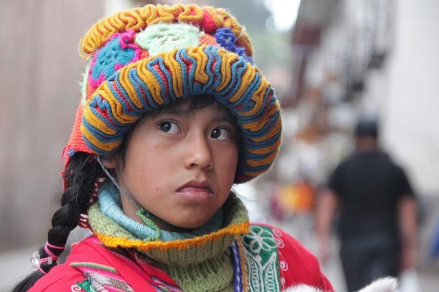 Peru, peruánské byliny, tradice, kultura