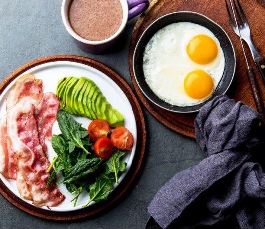 ketogenní dieta titulka