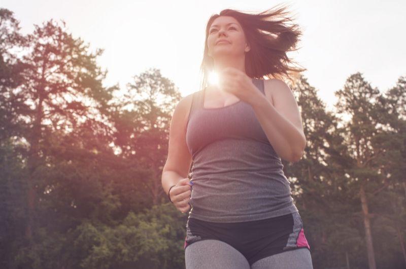 Aktivní pohyb spolu se správnými stravovacími návyky je nejlepší prevencí obezity.