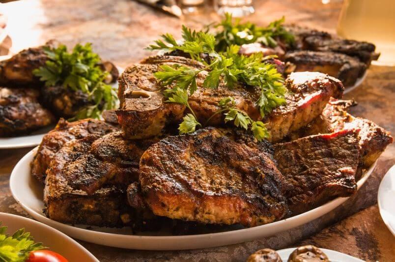 Dukanova dieta dává do popředí konzumaci bliekovín.