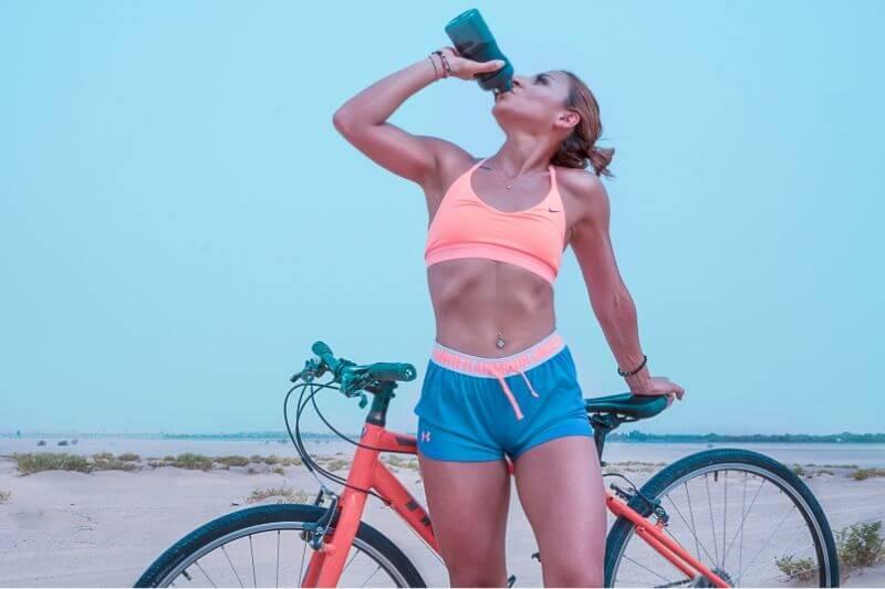 Buďte aktivní i během keto diety.