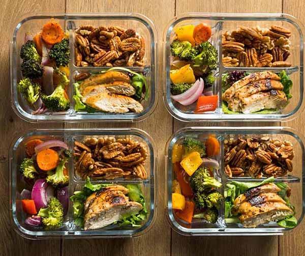 Keto dieta v krabičkách