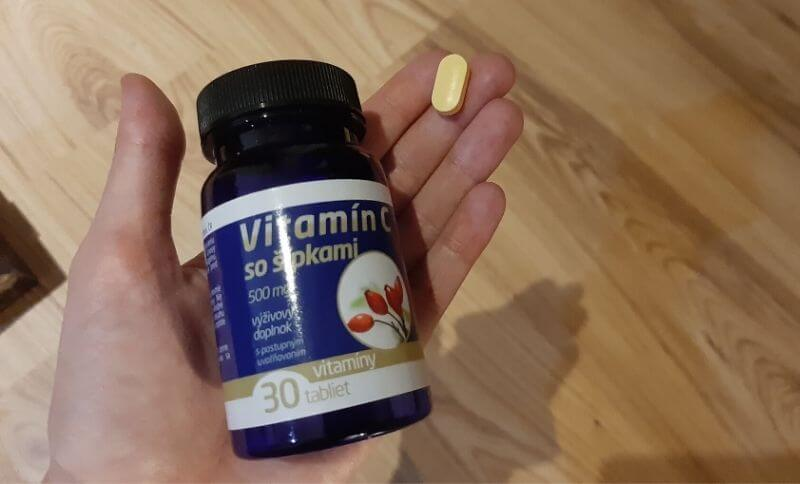 Ke každé objednávce Inca Collagen z oficiálního eshopu dostanete vitamín C zdarma.
